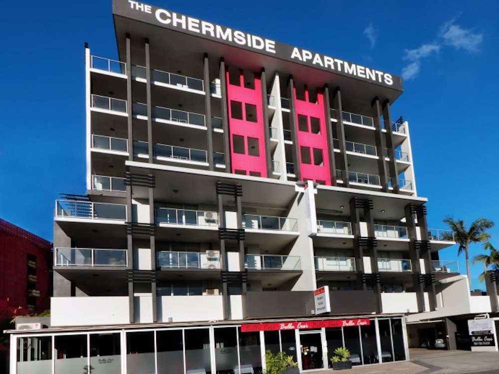 Chermside Apartments · TAE Projects